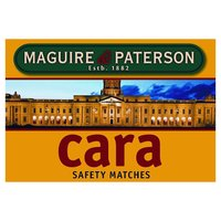 Maguire & Paterson Cara Safety Matches