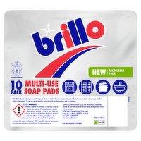 Brillo Multi-Use Soap Pads 10 Pads