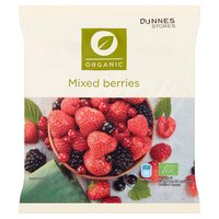 Dunnes Stores Organic Mixed Berries 400g