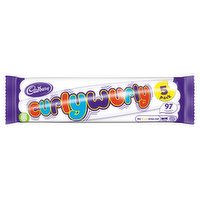 Cadbury Curly Wurly Chocolate Bar 5 Pack 107.5g