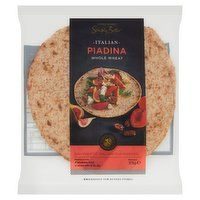 Dunnes Stores Simply Better Italian Piadina Whole Wheat 5 x 75g (375g)