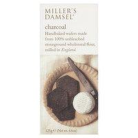 Miller's Damsel Crackers 125g