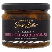 Dunnes Stores Simply Better Italian Grilled Aubergines 280g