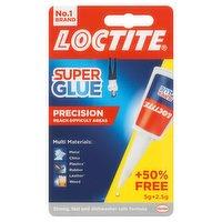 Loctite Super Glue Precision 5g + 50%