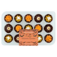 Dunnes Stores 15 Mini Halloween Cupcakes 290g