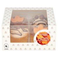 Dunnes Stores Autumn Cupcakes Celebration Cakes 290g