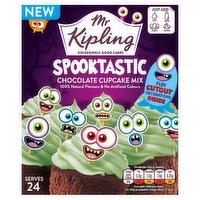 Mr Kipling Spooktastic Chocolate Cupcake Mix 400g