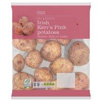Dunnes Stores Irish Kerr's Pink Potatoes 2.5kg