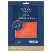 Nolans Sliced Smoked Salmon