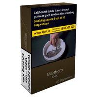 Marlboro 20 Cigarettes Gold
