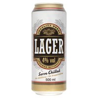 Dunnes Stores Lager 500ml