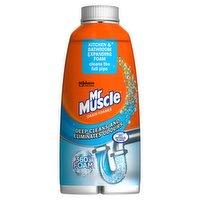 Mr Muscle Drain Foamer Odour Eliminator 500ml