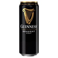 Guinness Draught Stout Beer 500ml Can