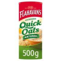 Flahavan's Irish Quick Oats Original 500g
