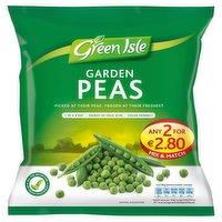 Green Isle Garden Peas 450g