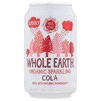 Whole Earth Organic Sparkling Cola 330ml