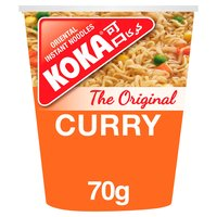 Koka The Original Curry Flavour Oriental Instant Noodles 70g