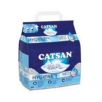 Catsan Hygiene Non-Clumping Odour Control Cat Litter 10L