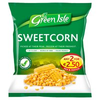 Green Isle Sweetcorn 450g