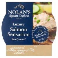 William Carr Luxury Salmon Sensation