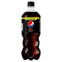 Pepsi Max Cola Bottle 750ml