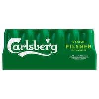 Carlsberg Danish Pilsner Lager 24 x 500ml