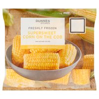 Dunnes Stores Supersweet Corn on the Cob 600g