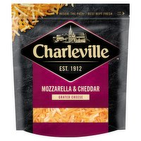 Charleville Mozzarella & Cheddar Grated Cheese 200g