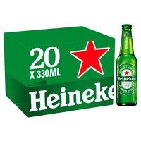 Heineken Lager Beer 20 x 330ml
