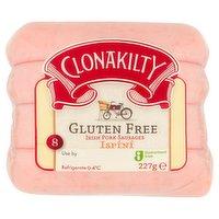 Clonakilty Gluten Free Irish Pork Sausages 227g