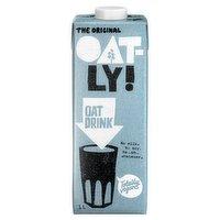 Oatly Original Oat Drink Long Life 1 Litre