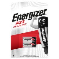 Energizer® A23 Alkaline Battery 2-Pack