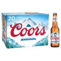 Coors Light 20 x 330ml