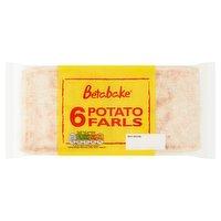 Betabake 6 Potato Farls