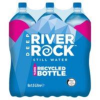 Deep RiverRock Still Water 6 x 1.5 Litre