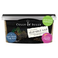 Cully & Sully A Full Bodied Vegetable Soup 400g