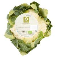 Dunnes Stores Organic Cauliflower