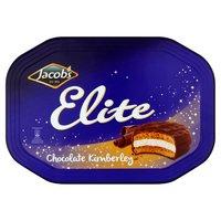 Jacob's Elite Chocolate Kimberley Tin 660g