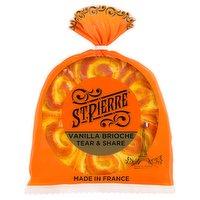 St. Pierre Vanilla Brioche Tear & Share 500g