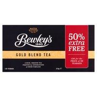 Bewley's Gold Blend Tea 120 Teabags 375g