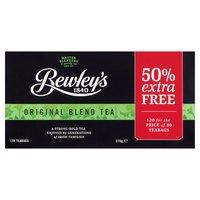 Bewley's Original Blend Tea 120 Teabags 375g