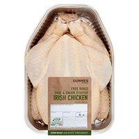 Dunnes Stores Free Range Sage & Onion Stuffed Irish Chicken 1400g