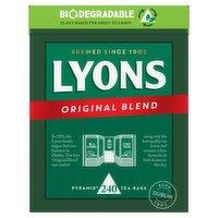 Lyons Tea Original 240 Tea Bags