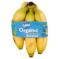 Fyffes Fairtrade 5 Organic Bananas