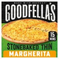 Goodfella's Stonebaked Thin Margherita 345g