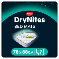 DryNites BedMats - 7 Mats