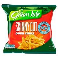 Green Isle Skinny Cut Oven Chips 800g