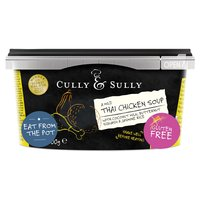 Cully & Sully A Mild Thai Chicken Soup 400g