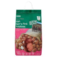 Dunnes Stores Dry and Floury Irish Kerr's Pink Potatoes 7.5kg