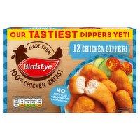 Birds Eye 12 Chicken Dippers 220g